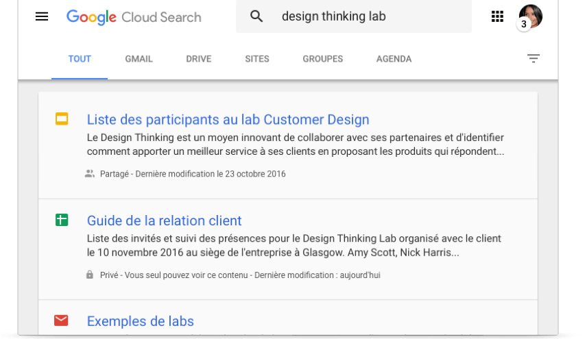 Cloud search sur G Suite (1)
